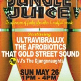 Jungle Juice Poster